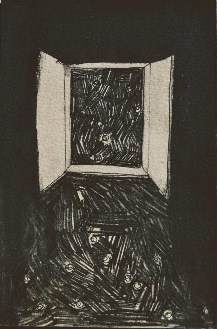 i colori nella testa e una finestra spalancata da cui far entrare ilcielo